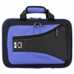 KACES Clarinet Case Blue