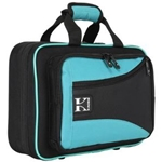 KACES Clarinet Case Teal