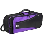 KACES Trumpet Case Purple