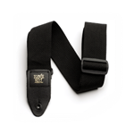 ERNIE BALL Guitar Strap Black