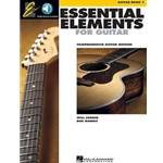 Essential Elements Guitar Book 1
